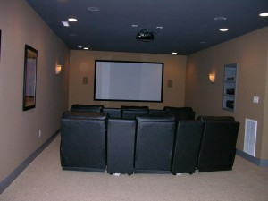 Mallard Basement/Theater Remodel