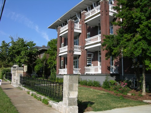 St. James Apartments