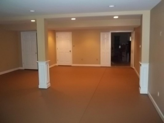 Walnut Ridge Basement